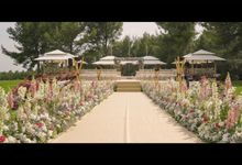 Mikela & Alan - Wedding in the Heart of Provence by Chromata Films