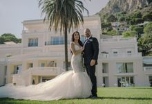 Tracy & Thomas - Luxury wedding near Mocano French Riviera by Chromata Films