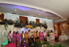Contoh Dekorasi Tambahan Wedding Tradisional by Hotel Istana Nelayan