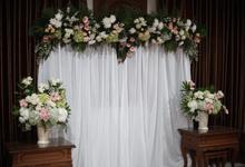 Pengajian Sebelum Pernikahan Ilham by Wedding by Renjana