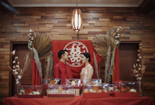 Rustic Sangjit Kevin dan Adeline by Wedding by Renjana