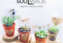 Mini Plant Pot by Soulmade Design