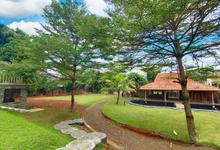 All Venue garden area by Bumi Rosalin