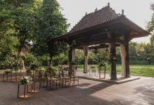 Wedding at Plataran Canggu 2020 by Plataran Indonesia