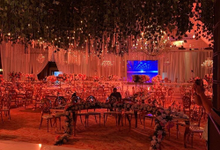 Entercontnental ballroom decoration   by Platinumegy