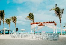 Ocean Riviera Paradise Playa del Carmen wedding by Blaine Alan Photography