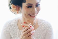 HERJAN & INGGIT by SORA Wedding Organizer