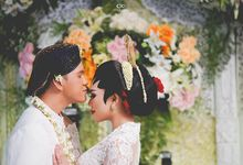 AKAD NIKAH TIARA ARIEF by Chandira Wedding Organizer