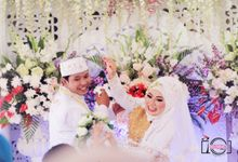 Nursifa & Azmal Wedding by Orion Art Production