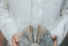 THE WEDDING OF TIA & DHIO by alienco photography