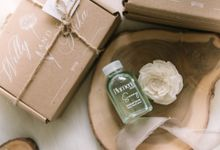 Wedding Souvenir of Willy & Fika by Plumeria Scent