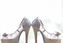 Glenn & Chelsea by Regis Bridal Shoes