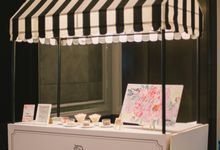 Wedding Events - Ice Cream Cart & Ice Cream by Gold Gild Ice Cream