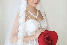 International Bridal Makeup And Hairdo by Natcha Makeup Studio