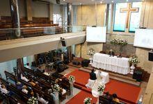 Wedding Of Conrad & Yemima by FIVE Seasons WO