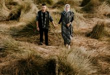 From Fatma & Pandika's pre-wedding session. by iccapture photography