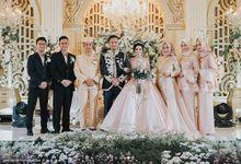 Majestic Wedding of Putri and Adi by SLIGHTshop.com