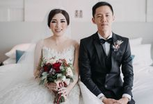 The Wedding of Gayus & Chikita by TurquoiSe Organizer