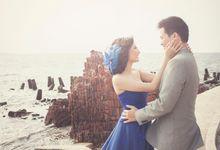 Daniel & Cindy Prewedding by Polar Poplar