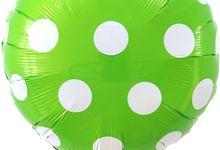 Balon Foil Pattern by Our Dream Party