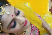 Bridal Makeup by Pooja Joshi Makeup Artist