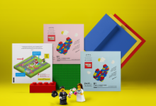 Lego-themed Wedding by POPfolio