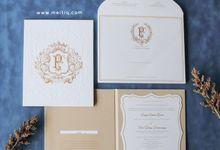 Poppy & Fikri by Meltiq Invitation
