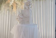 The Wedding of Kevin + Cindy by K.pastries