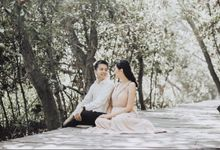 Pre Wedding Dress by Infibrides ID