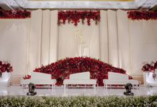 Ressa & Lina Wedding Decoration by Valentine Wedding Decoration