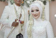 "Ida and Jun ""No day without love "" wedding by Nusantara ArtLab JKT"