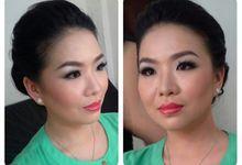 Make up work by Selvy Zhang MUA