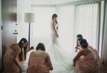 The Wedding of Anita Chowy and Jean Claude by Portray