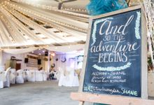 Rustic Wedding by Acacia Alley Restaurant
