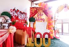 One Hundredth Birthday by Acacia Alley Restaurant