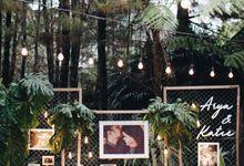 The Botanical Garden Wedding of Arya and Katie by Elior Design