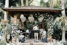 Japanese Themed Wedding of Faika and Danny by Elior Design