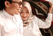 Ozi & Wiwin Prewedding by Real Jepret