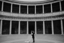 Alhambra by Cristina Ruiz Foto