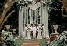 Wedding Leksmana & Isabella by KAYUMANIS WO