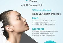 Miracle Prewed REJUVENATION Package by Miracle Aesthetic Clinic