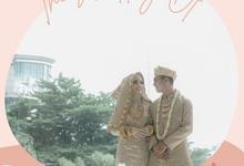 Wedding Bonita & Kofa by Madina weddings