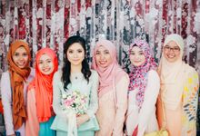 Putera Engagement ceremony by The.azpf