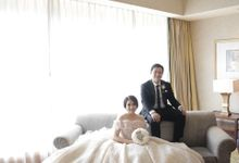 Ritz Carlton - Brian & Sophie by Maestro Wedding Organizer