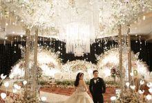 Ritz Carlton - Brian & Sophie by Maestro Wedding Organizer