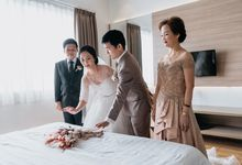 The Holy Matrimony of Agus & Theo by Manao Pictures