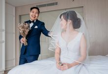 The Holy Matrimony of Kevin & Angel by Manao Pictures