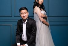 Prewedding of Petrick & Adel by Manao Pictures