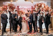 Wedding of Renno & Angeline by SC Wedding Organizer