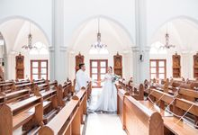 Holy Matrimony - Fabian & Justine by Manao Pictures